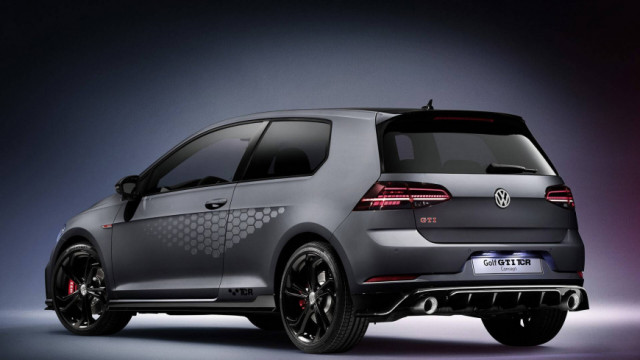 VW Golf TCR GTI