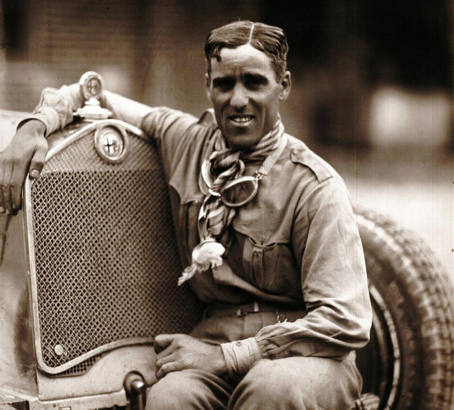nuvolari do alfa romeo